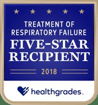Treatment of Respiratory Failure Five-Star Recipient