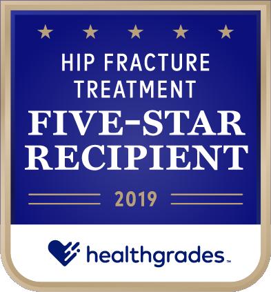 Hip Fracture Treatment Five-Star Recipient