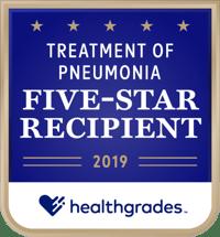 Treatment of Pneumonia Five-Star Recipient